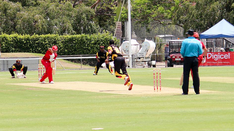 Papua New Guinea made it two wins out of two