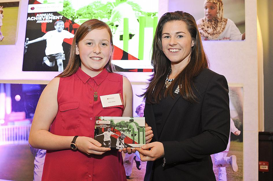 Holly Grace - Participant Of The Year