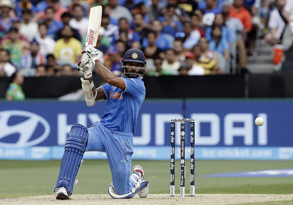 Cricket World Player Of The Week - Shikhar Dhawan