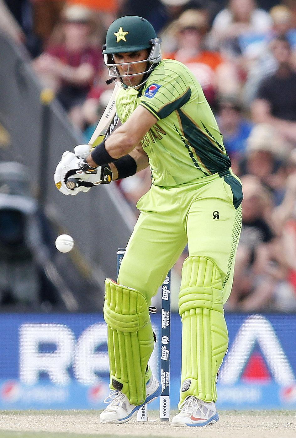 Win Over South Africa Gave Us Belief - Misbah-Ul-Haq