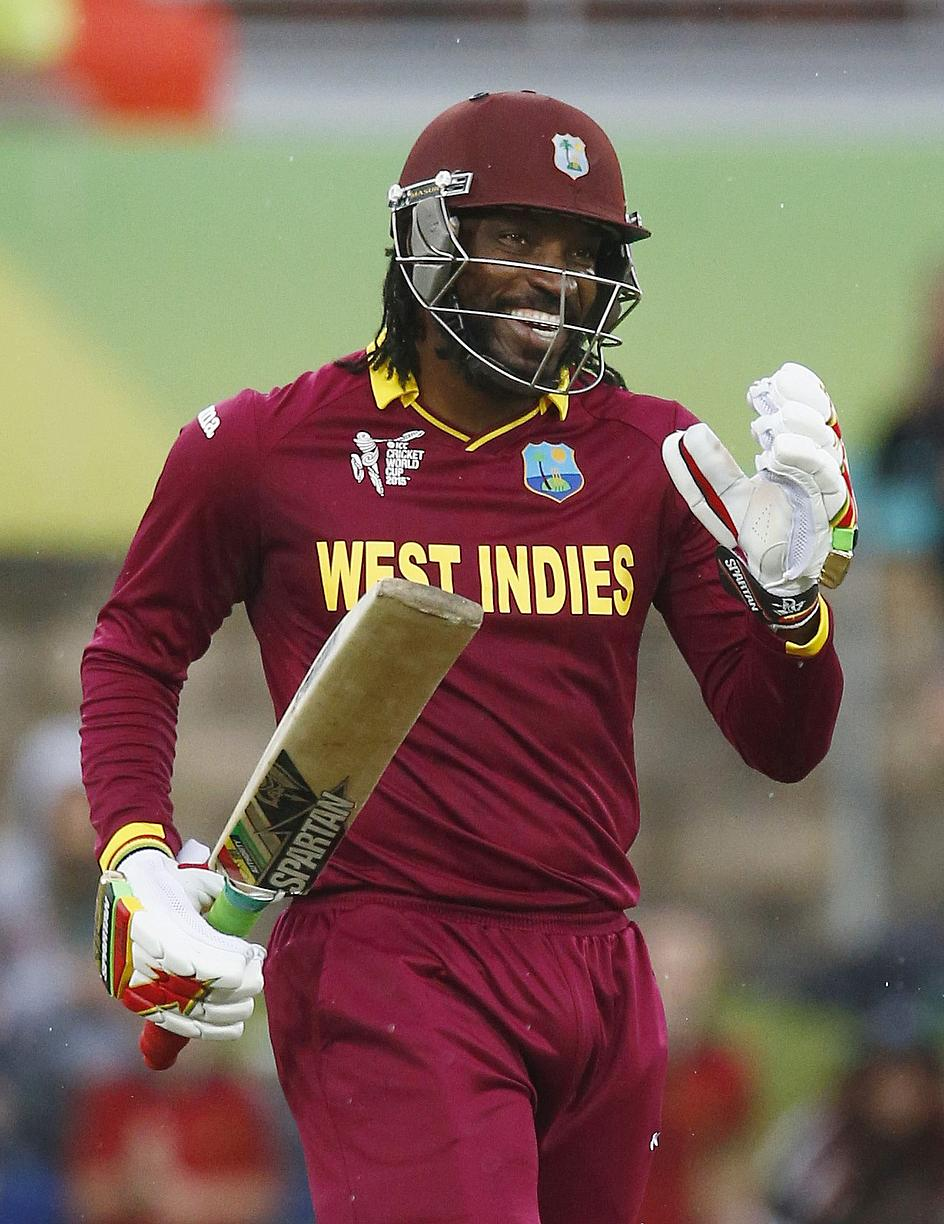 Somerset Signs Chris Gayle For Natwest T20 Blast