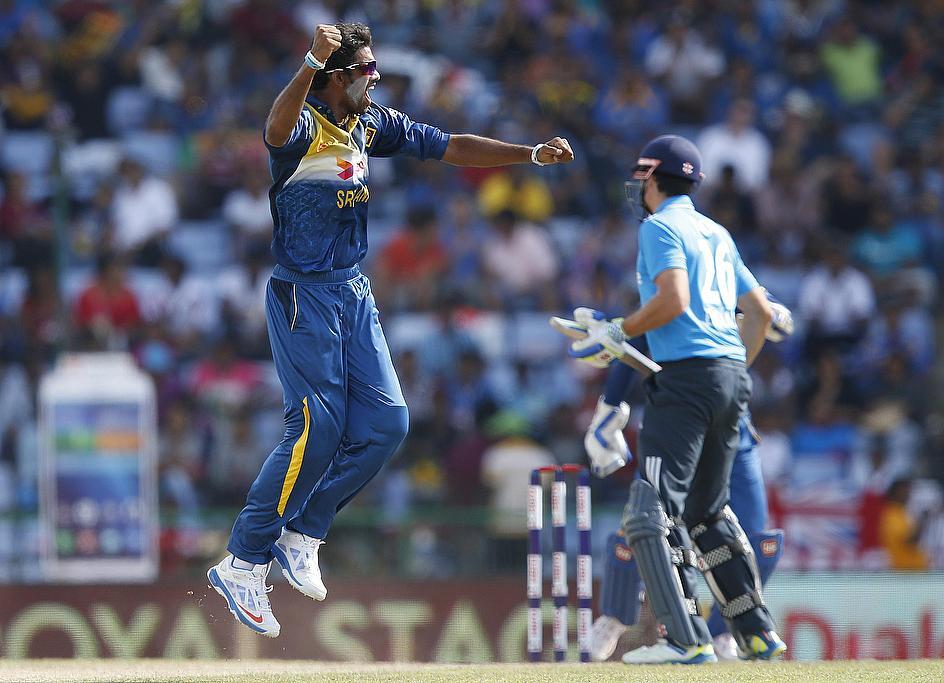 Senanayake Replaces Ajmal At Worcestershire