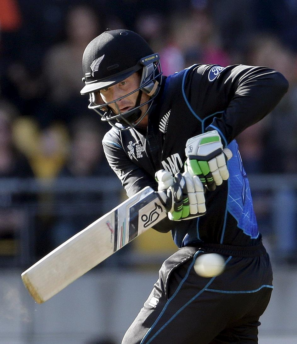 Martin Guptill To Miss New Zealand's Tour Opener