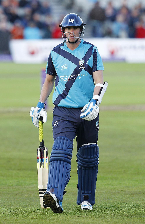 Iain Wardlaw Quits International Cricket