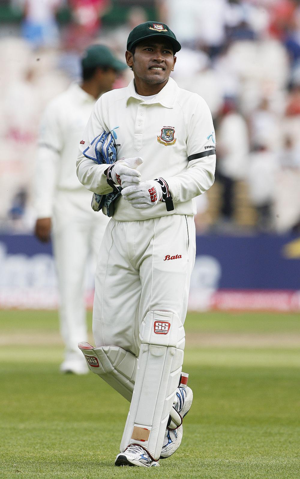Mushfiqur Rahim In Doubt For India Test