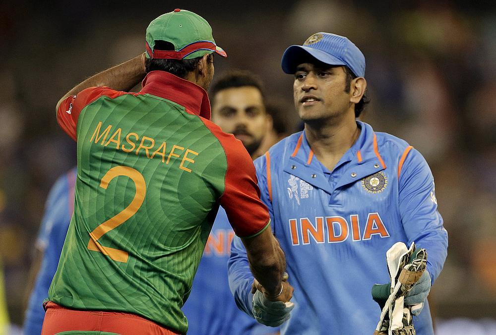 Mashrafe Mortaza eager to tour India