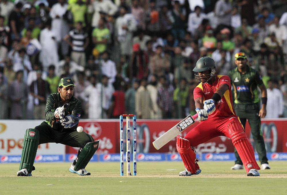 Zimbabwe take on Pakistan