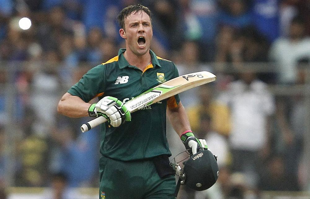 Ab de villiers sets new milestone by smashing sourav for Villiers 86