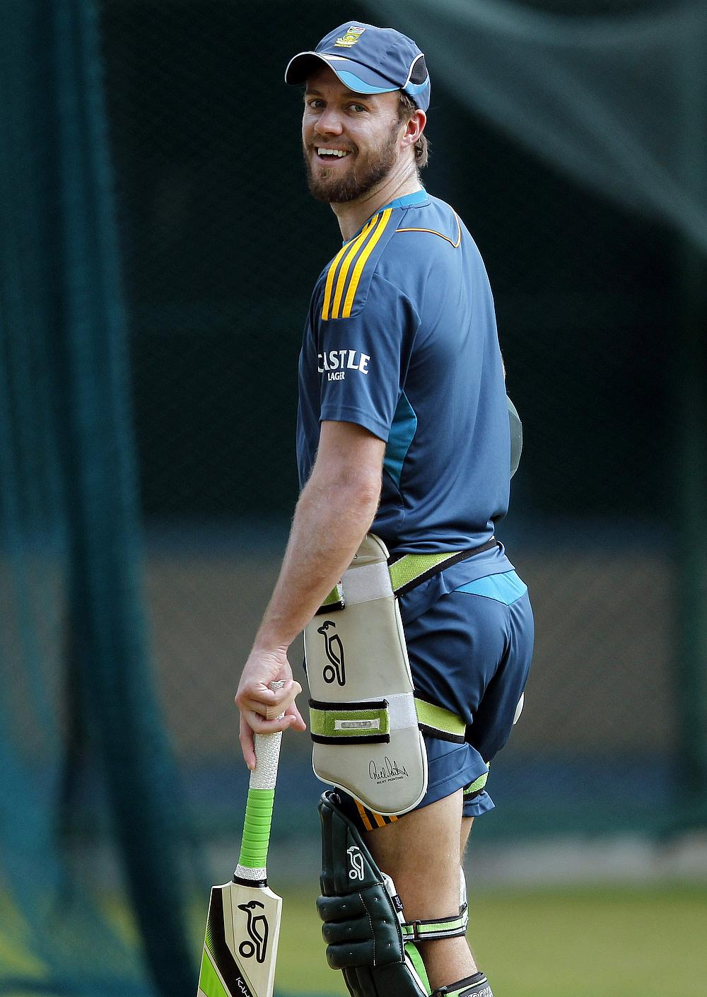 AB de Villiers will open the batting in T20Is - Faf du Plessis