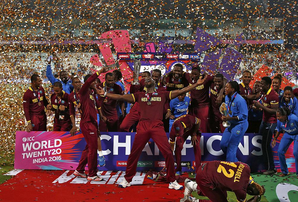 Sunday was a great day for West Indies cricket