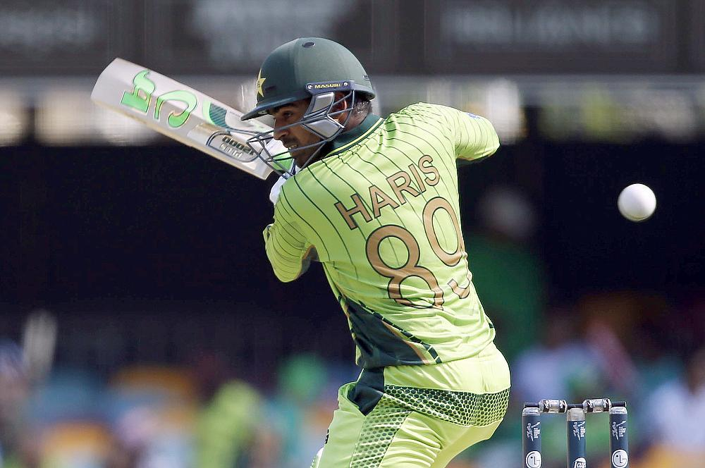 Haris Sohail expects to be fit for PSL