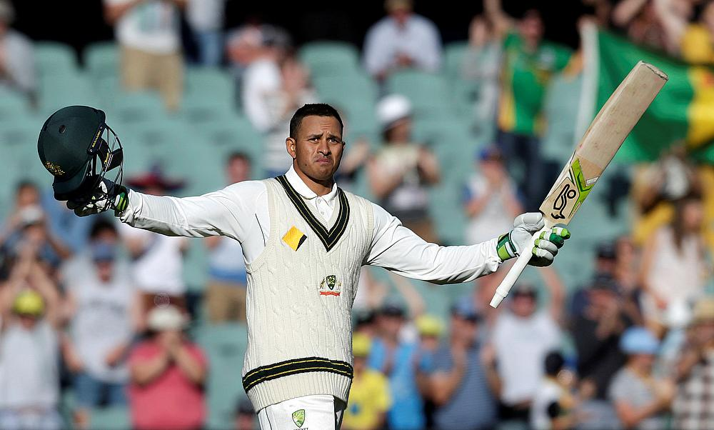 Khawaja's 138 help Australia claim 48-run lead