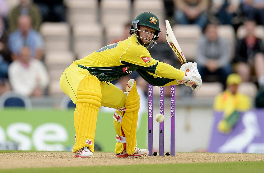 Matthew Wade steers Australia to ODI win