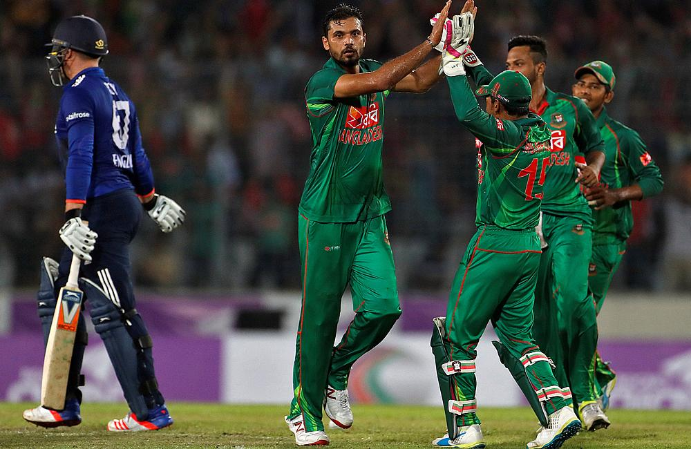Bangladesh will hope to repeat their performance against England from 2015 World Cup