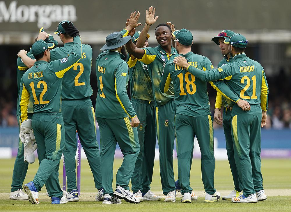 England v South Africa third ODI