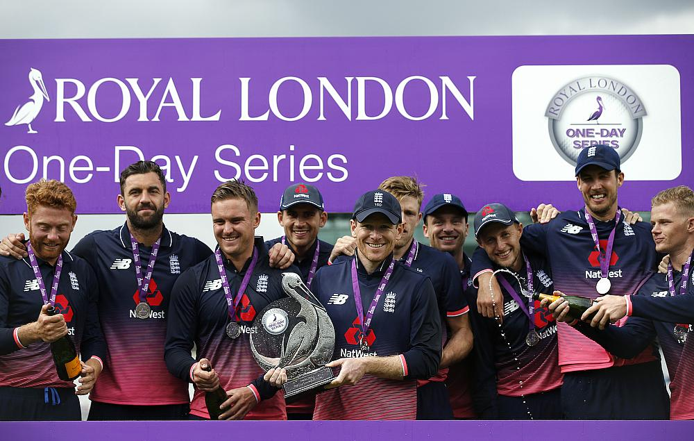 Composed England clinch ODI series with last-ball thriller against South Africa