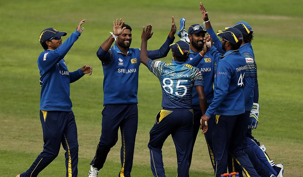 Sri Lanka vs South Africa ICC Champions League 2017 LIVE Score, Result