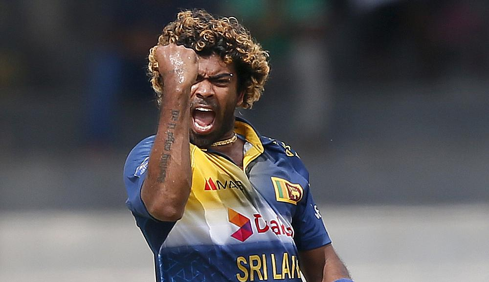 Lasith Malinga has a chance to create history
