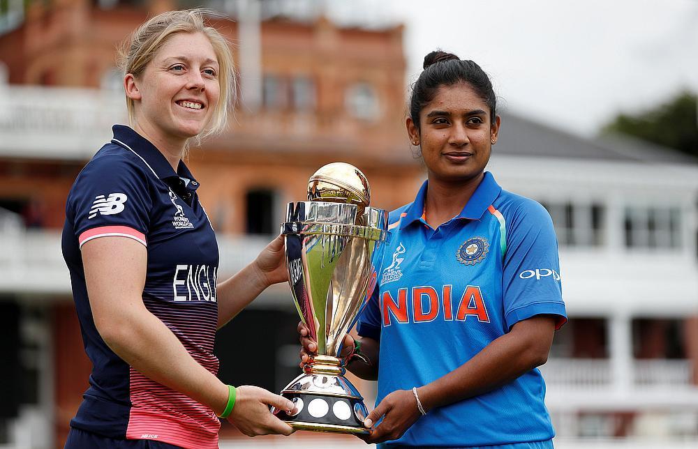 England women Beats Indian by 9 runs
