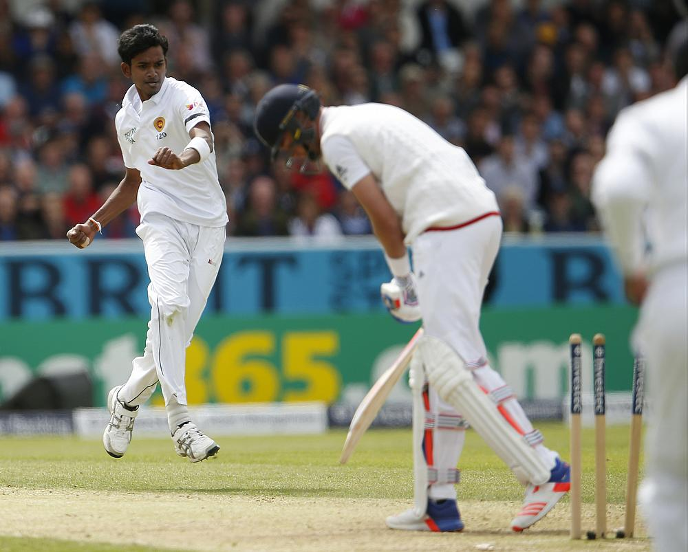 Kohli wins toss, elects to bat against Sri Lanka in 3rd Test