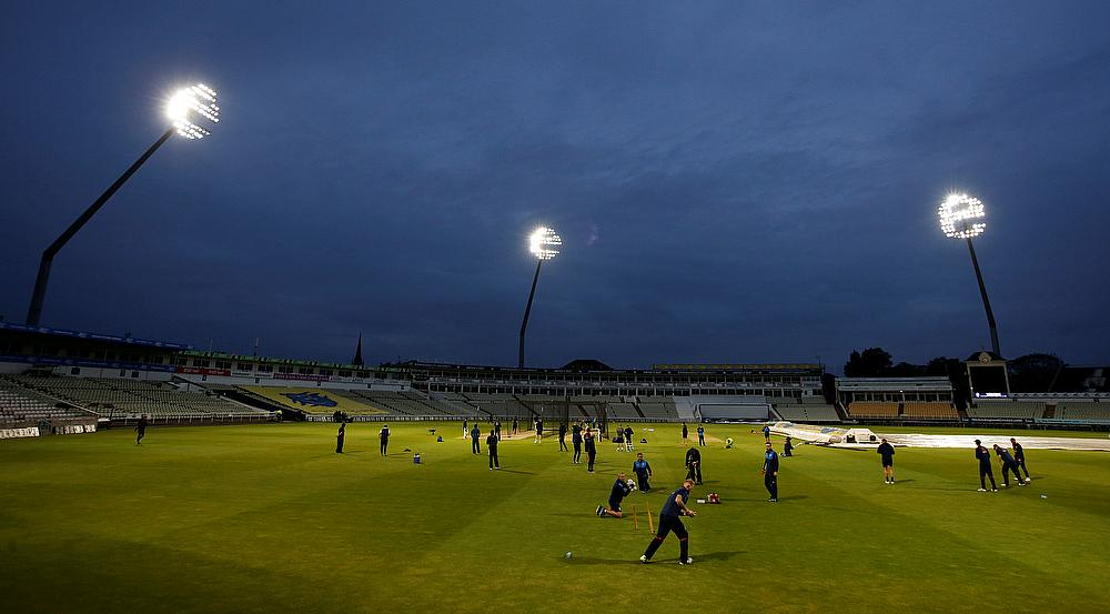 Edgbaston is all set to host the first ever day-night Test in the country