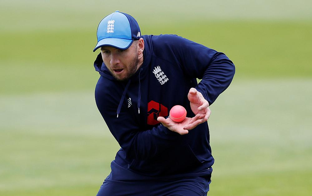 England name team for first West Indies Test
