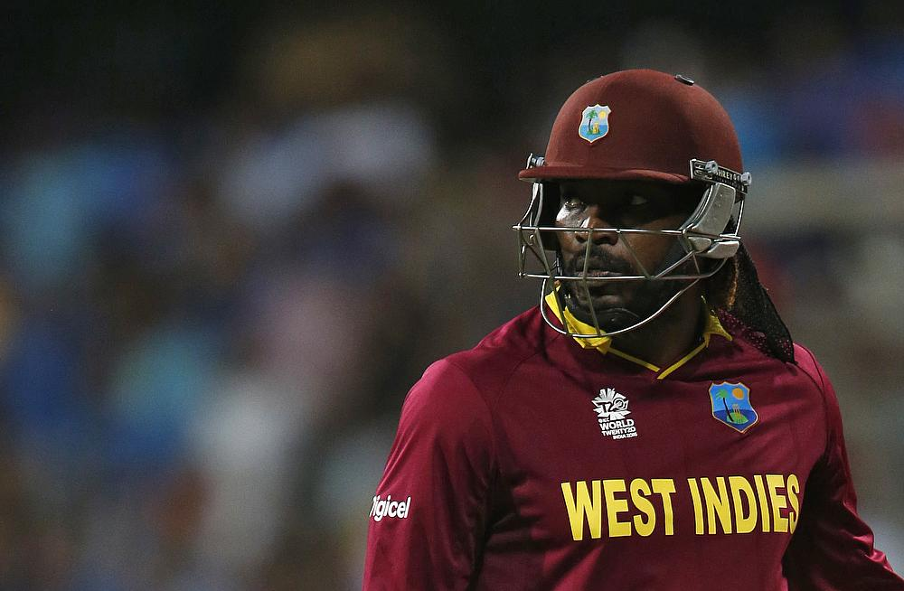 Gayle, Samuels recalled for ODI series against England