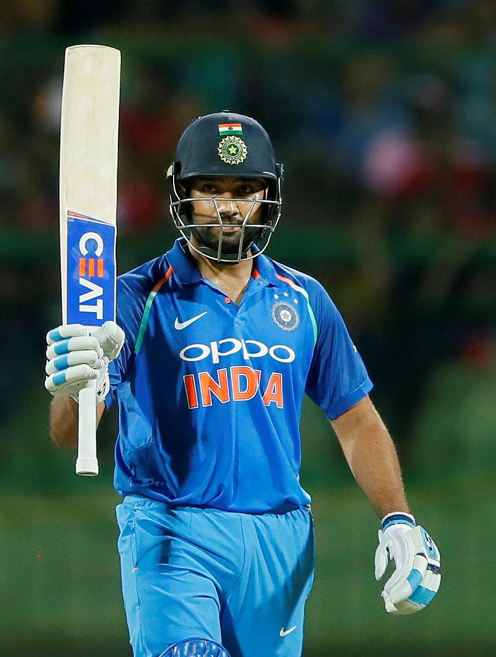 Rohit Sharma century seals series win for India