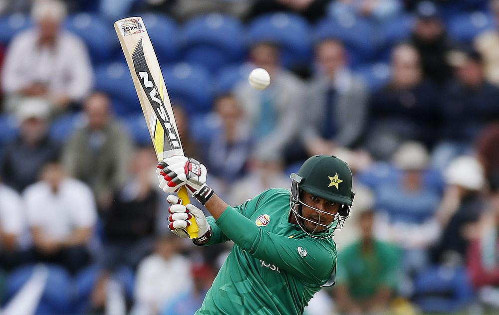 Sharjeel Khan banned for five years by PCB for spot-fixing