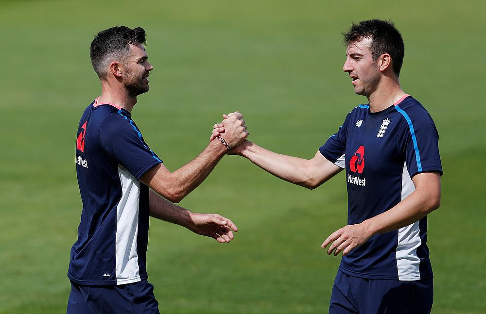 Toby Roland Jones returns to the England line-up