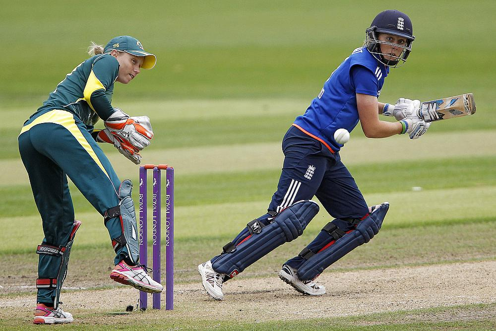 England include Sophie Ecclestone in Women's Ashes squad