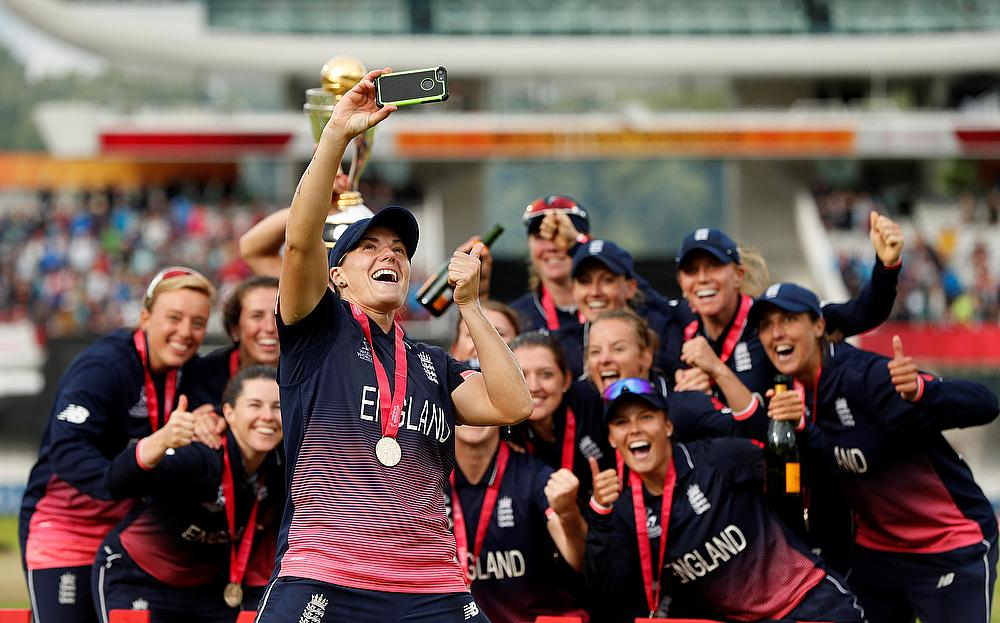 England overtake Australia as women's number one side in ICC rankings