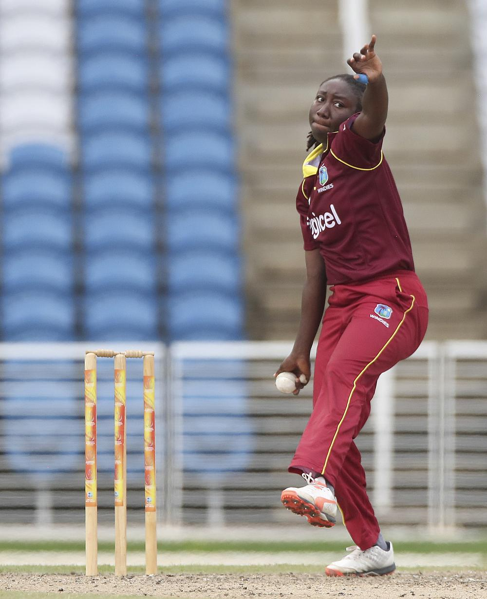 Spinners fire again to help West Indies wrap up series