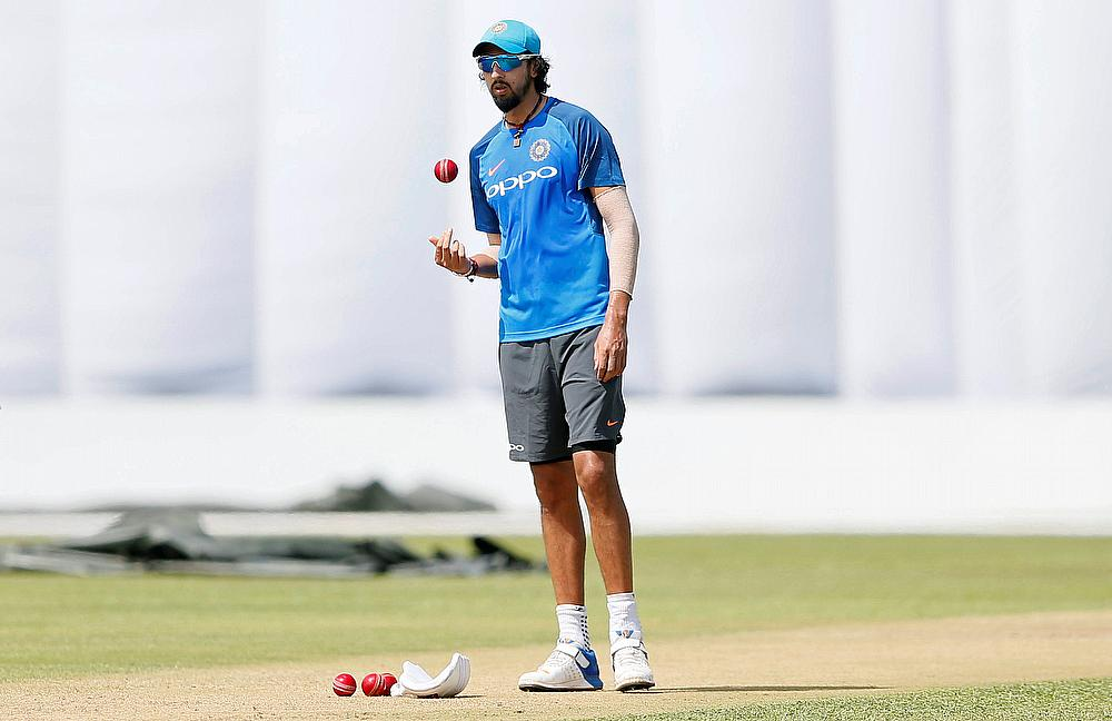 Ishant Sharma released by the team management