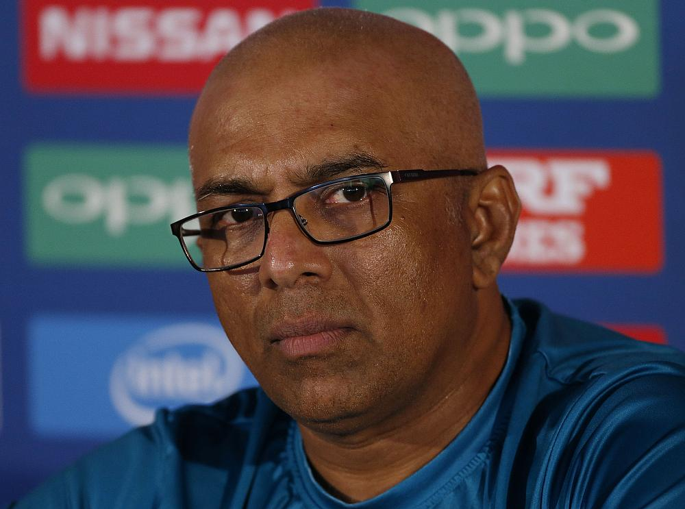 Sri Lanka names new coach