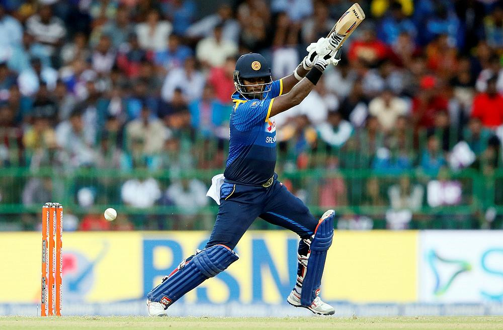 Angelo Mathews named as Sri Lanka's long term limited overs captain