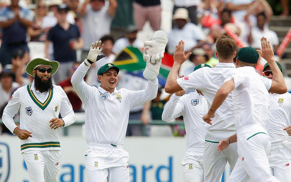 South Africa 78-0, Markram on 51 in 2nd test against India