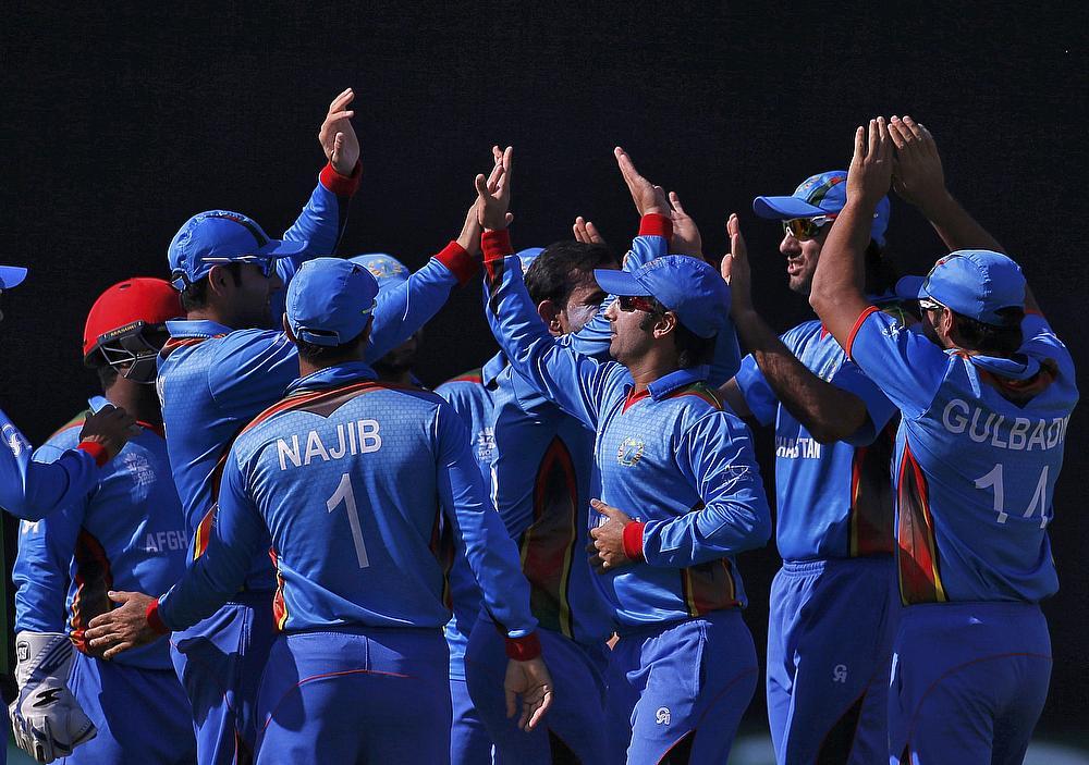 Afghanistan to play inaugural Test in June