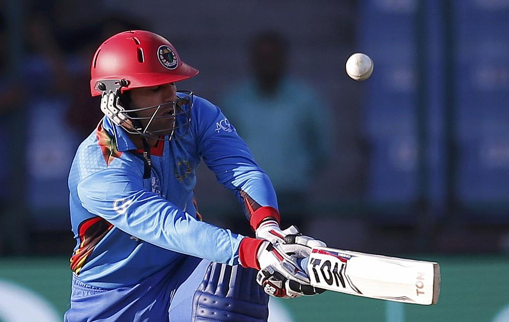 Khan, Nabi lead Afghan rout of Zimbabwe