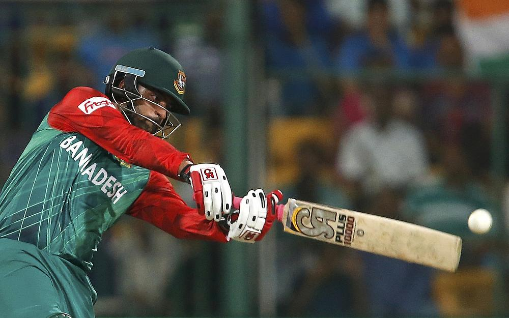 Bangladesh beat Sri Lanka with record run chase in Nidahas Trophy