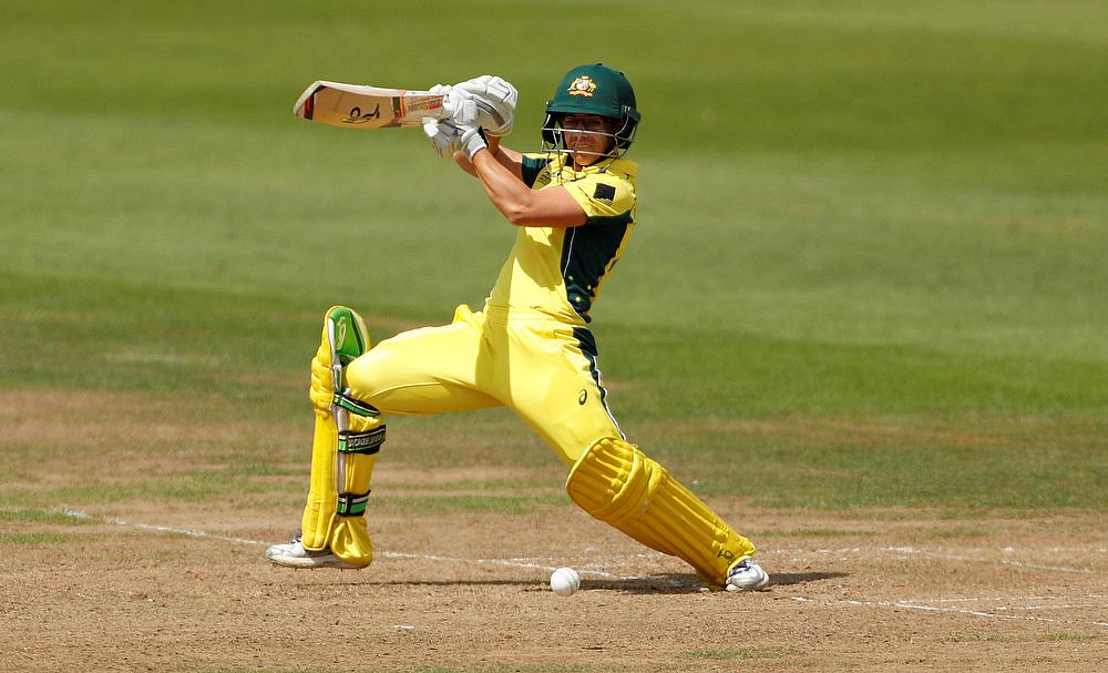 Nicole Bolton ton helps Australia women beat India by eight wickets