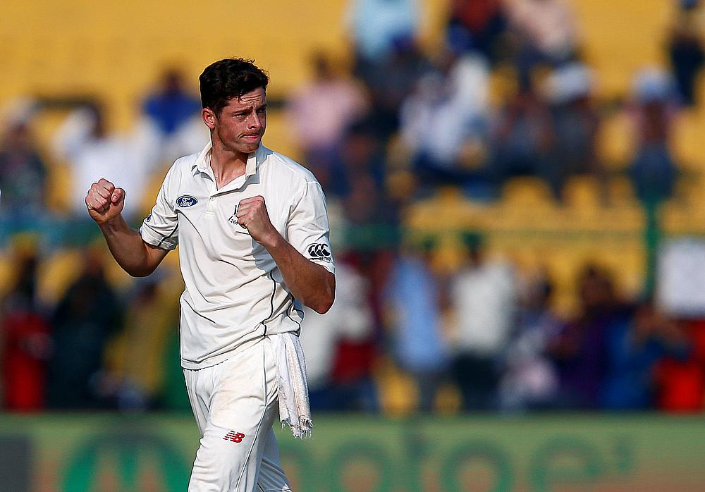 Mitchell Santner scratched from Blackcaps Test squad to take on England