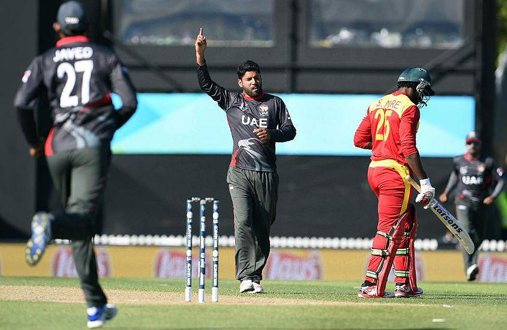 Zimbabwe's World Cup chances barely alive after defeat to UAE