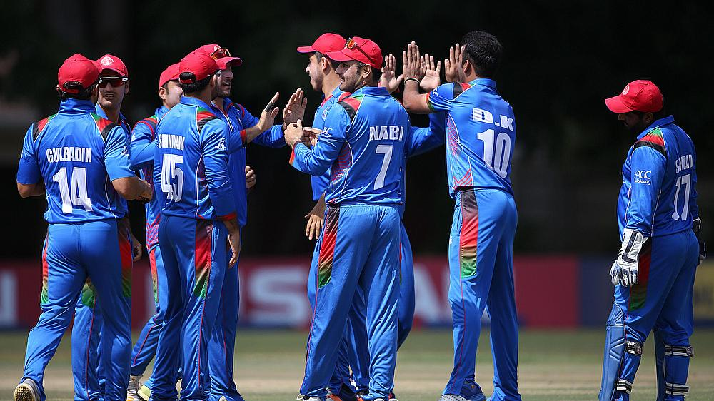 Afghanistan books World Cup berth