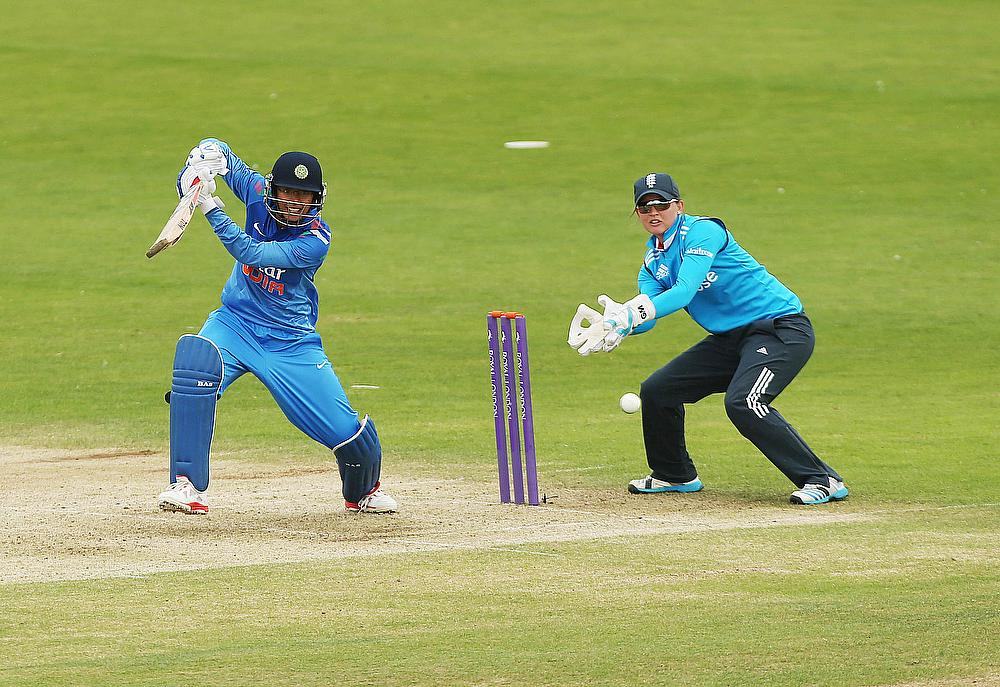 India romp to victory over England