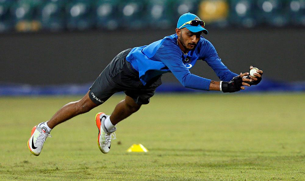 Axar Patel: India spinner to join Durham for end of Championship campaign