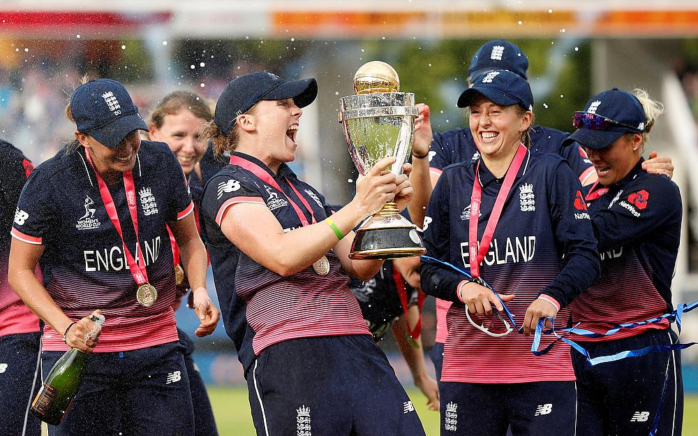 Wisden's three women Cricketers of the Year have earned their awards