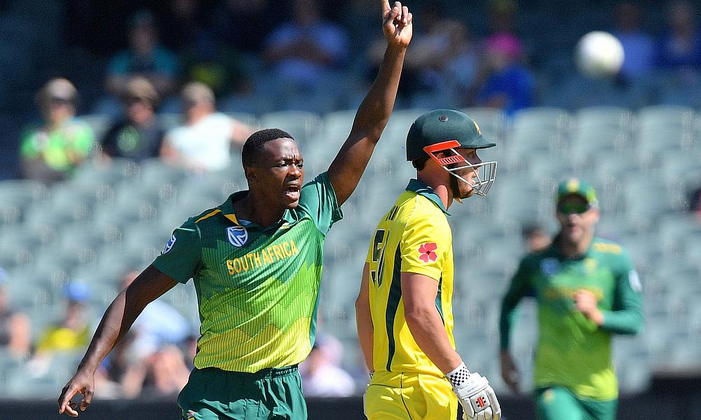 One-off T20 international: South Africa beat Australia in truncated match