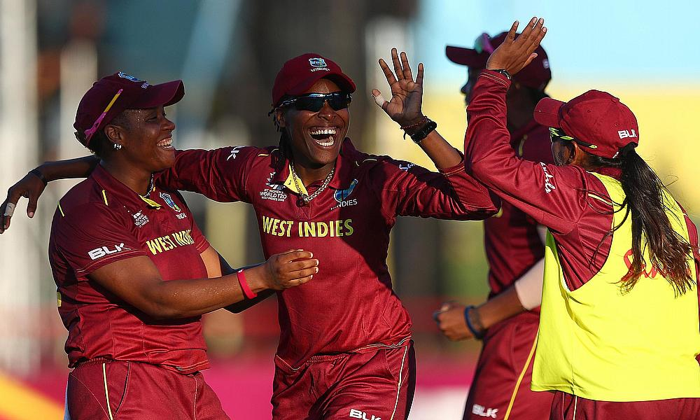 West Indies set up semis clash with Australia