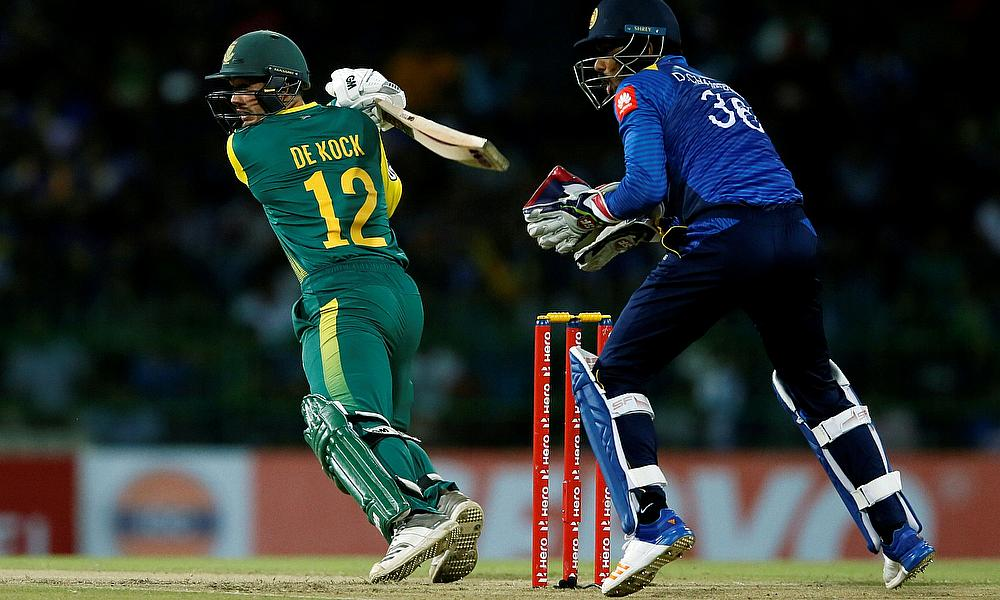 South Africa vs Sri Lanka